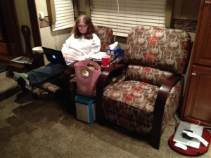 New recliners!