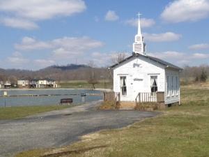 Tiny Church.