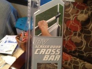 Cross Bar package.