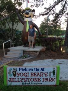Yogi and Malcolm