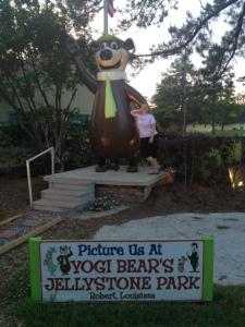 Yogi and Val