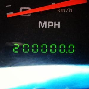 200k miles!
