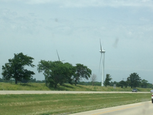 Heading West – Day 1 – Traveling Talleys