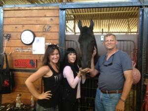 Brianne, Erin, Beatrix and Malcolm