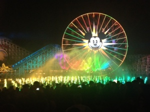 End of the World of Color show