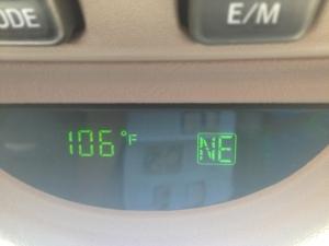 Hot, hot, hot.