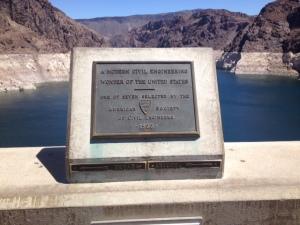 Nevada / Arizona state line