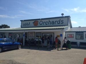 Ham's Orchards