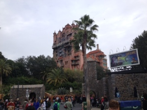 Hollywood Tower Hotel (Tower of Terror)