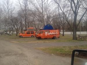Orange Campers
