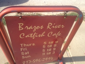 Brazos River Catfish Cafe