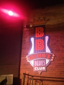 Inside BB King's