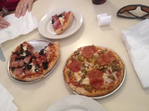Tasty lunch pizzas (6 inch)