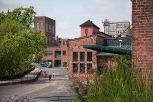 Distillery Buildings