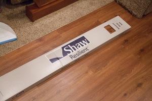 Flooring used