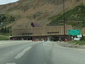Eisenhower and Johnson Tunnels
