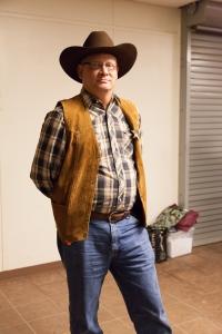 Malcolm's costume
