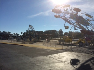 Some of the other rides