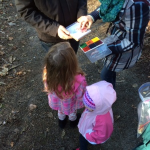 Stamping the book in a cache
