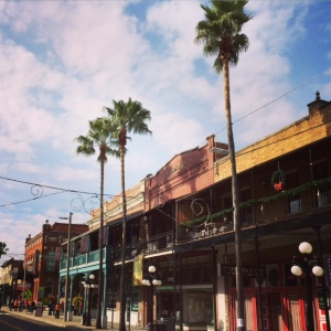 More downtown Ybor City