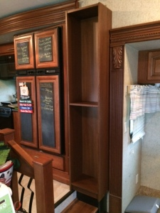 Cabinet mounted