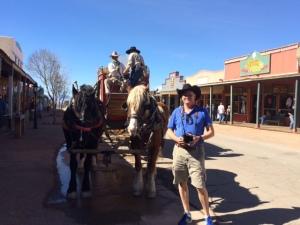 Our tour horses