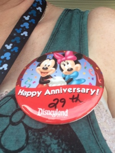Anniversary pins