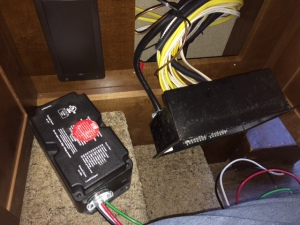 Electrical box and EMS
