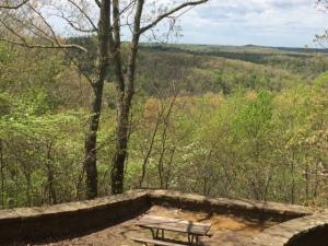 Scenic Overlook Stop