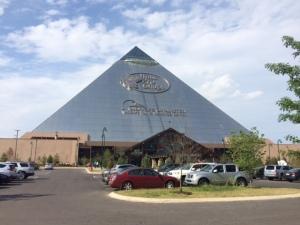 Bass Pro Shop pyramid