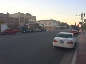 Downtown Barnesville, MN