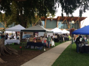 Farmers Market in Puyallup