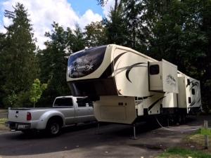 Auburn Campground